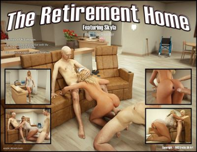 Blackadder- The Retirement Home